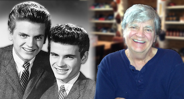Don Everly of The Everly Brothers