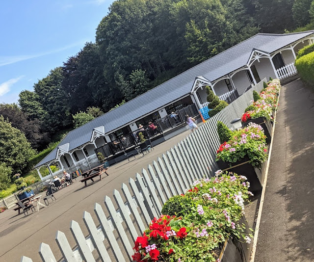Child Friendly Cafes in North East England - The Pavillion Cafe Morpeth