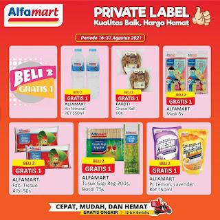 katalog private label promo alfamart agustus