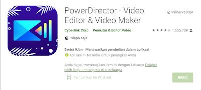 3 Aplikasi Edit Video Android Premium Tanpa Watermark Gratis