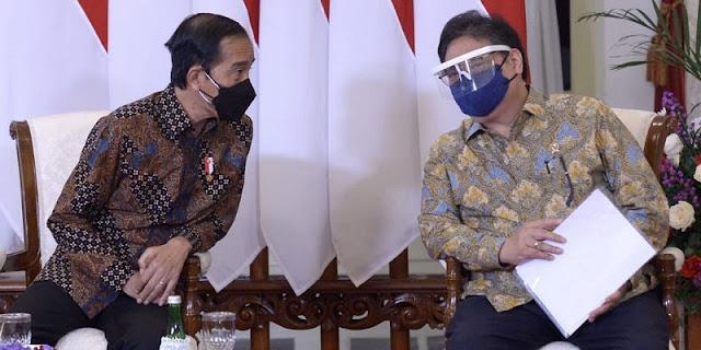 40,12% Publik Puas Ekonomi Stabil Saat Pandemi, CISA: Faktornya Kinerja Airlangga & Kepemimpinan Jokowi