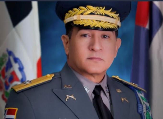 Presidente Luis Abinader designa a Eduardo Alberto Then como director de la Policía Nacional