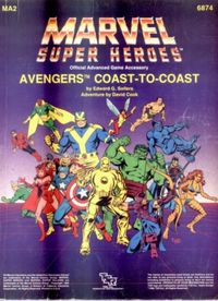 Avengers Coast To Coast