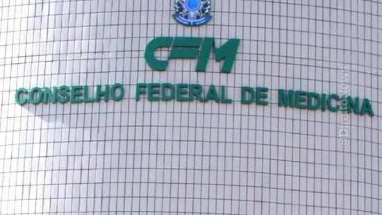 dpu conselho federal medicina defesa cloroquina