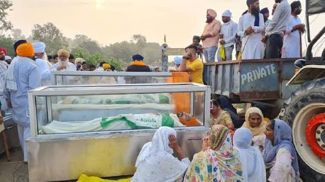 सरकार किसान हत्यारों के साथ BJP के गृह राज्य मंत्री का पद पर कायम- रिहाई मंच