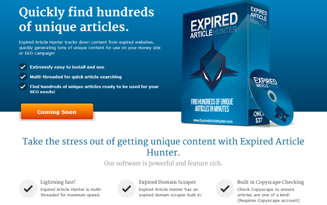 expired article hunter cracked