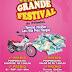 Grande Festival de Prêmios acontecerá na Praça da Prefeitura no dia 23 de outubro