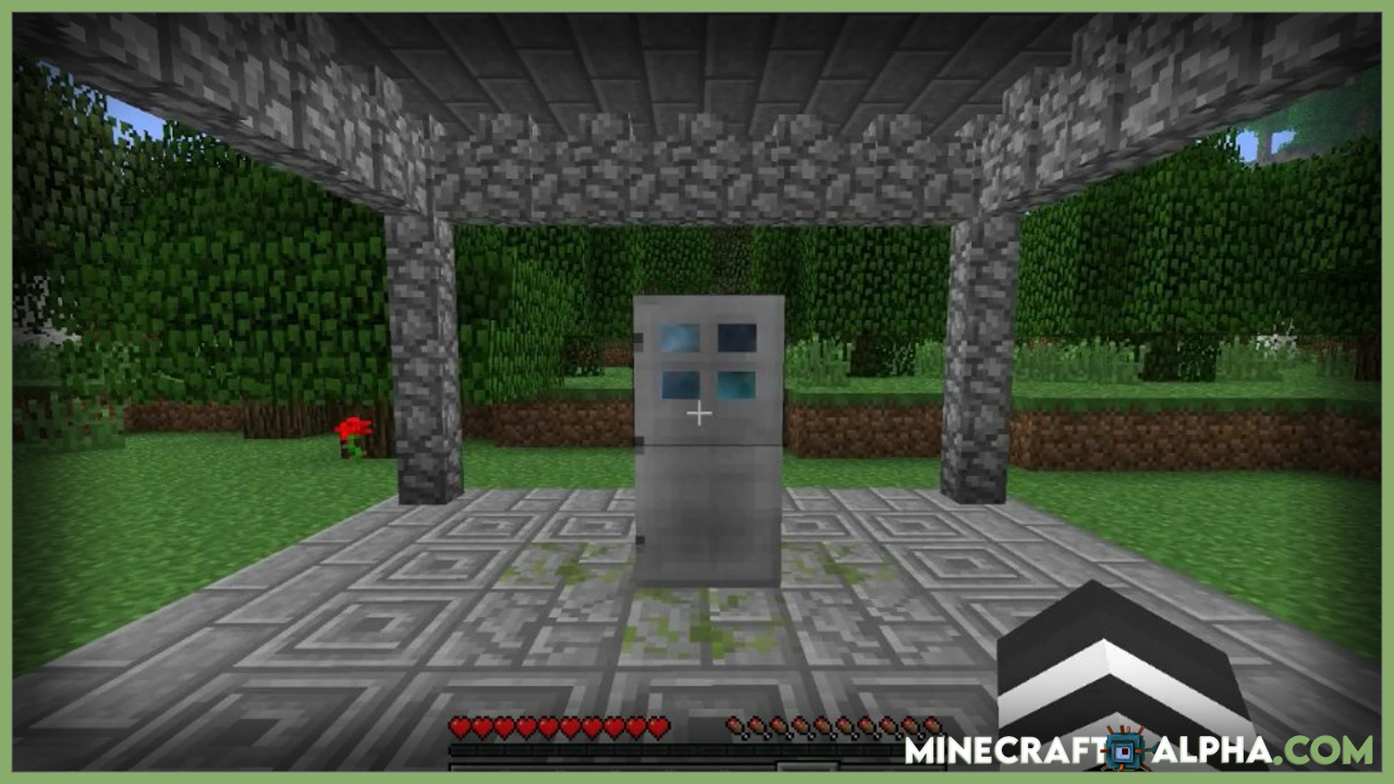 Minecraft Dimensional Doors Mod 1.17.1 Pocket Dimensions