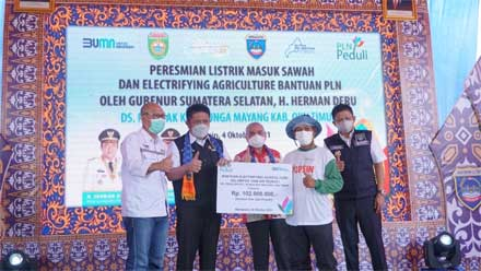 Program Electrifying Agriculture