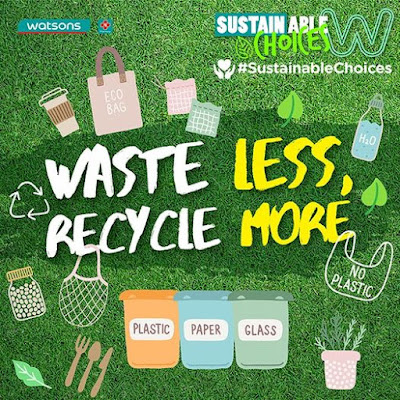 Waste Less Recycle More