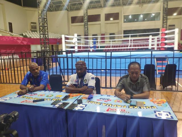 Final Tinju Kelas Berat PON Papua Antara Erico Amanupunjo vs Willis Boy Riripoy Tidak Sah.lelemuku.com.jpg