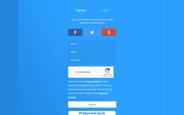 How To Add Disqus Commenting System In Blogger?