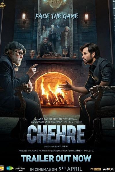 Download Chehre (2021) Hindi 720p + 1080p WEB-DL ESub