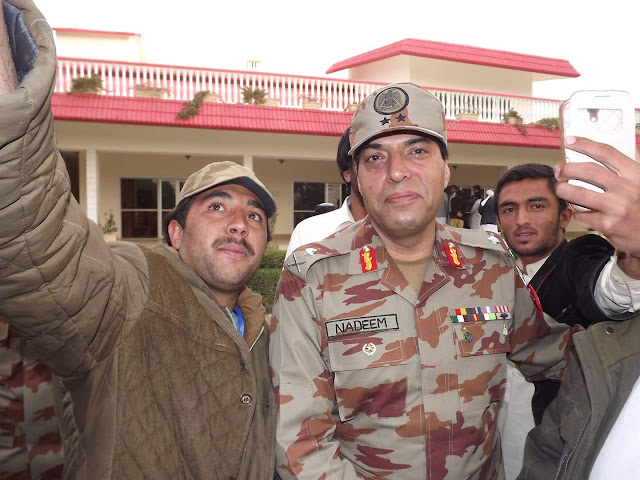 Lt Gen Nadeem Anjum