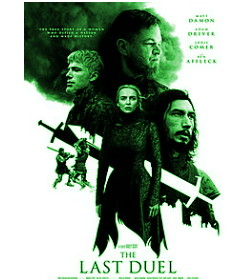 The Last Duel Full Movie download link leaked by Filmyzilla English Hindi Dubbed 720p