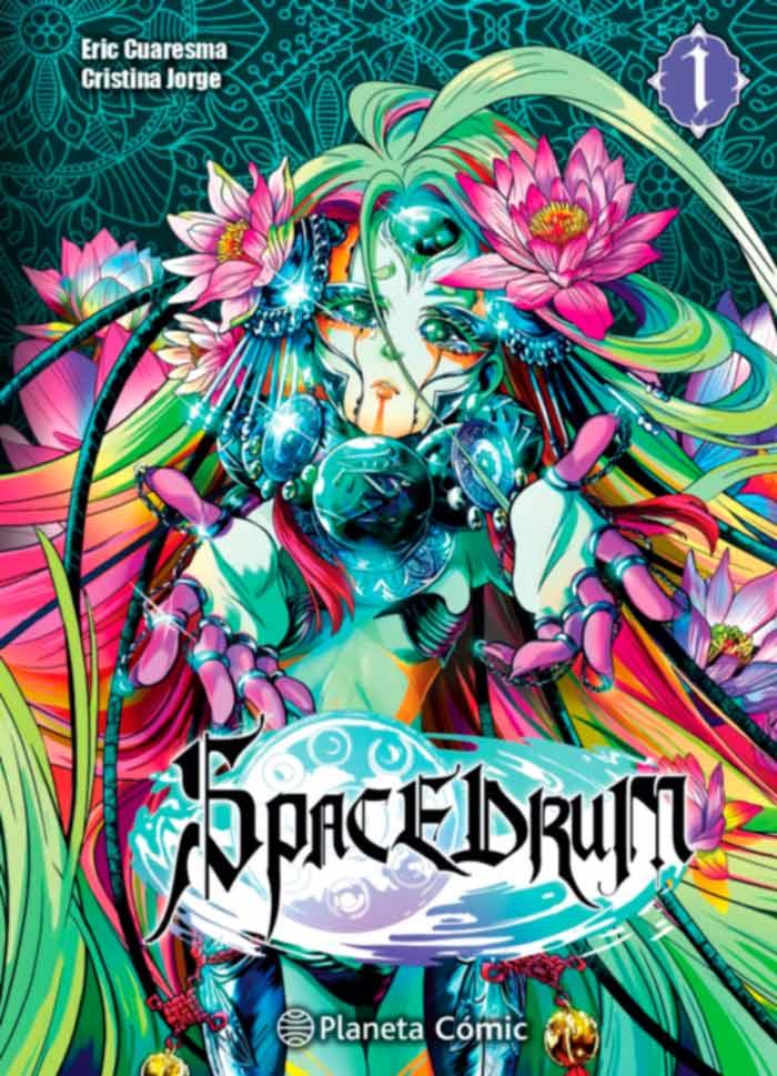 SpaceDrum #1 manga - Eric Cuaresma y Cristina Jorge - Planeta Cómic