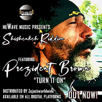 Prezident Brown - Turn It On