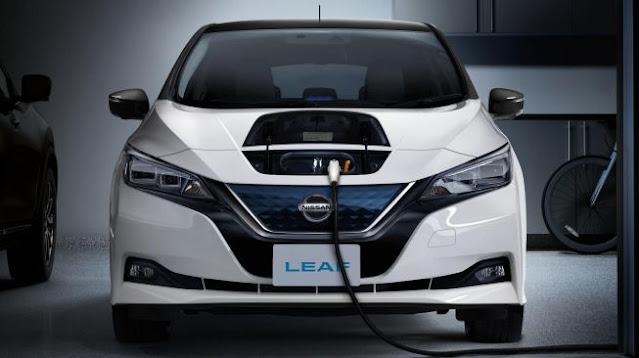 Ini Pembaruan yang Diterima All New Nissan Leaf