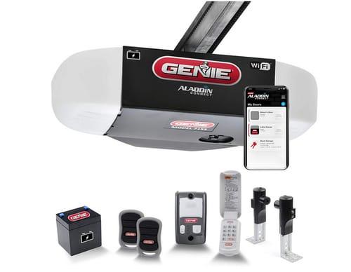 Genie StealthDrive Connect Model 7155-TKV Smartphone