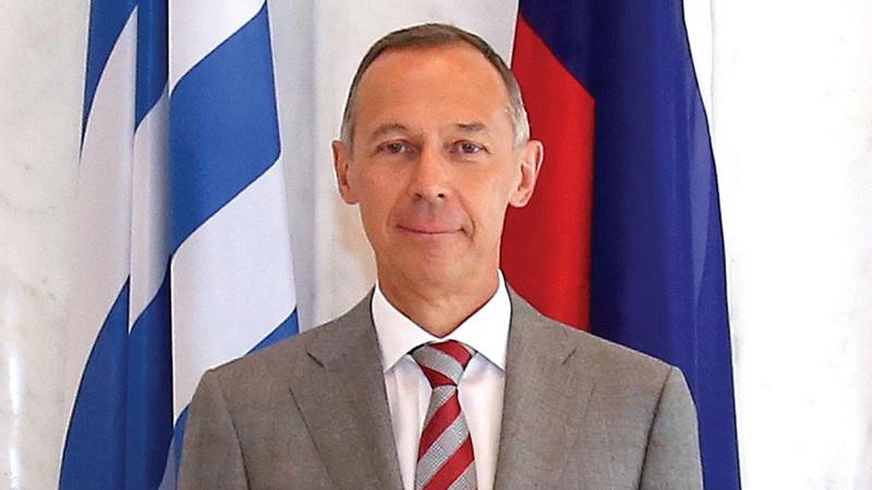 Ρώσος Πρέσβης: Η βάση των ΗΠΑ στην Αλεξανδρούπολη θα προκαλέσει τα απαραίτητα ρωσικά στρατιωτικά αντίμετρα