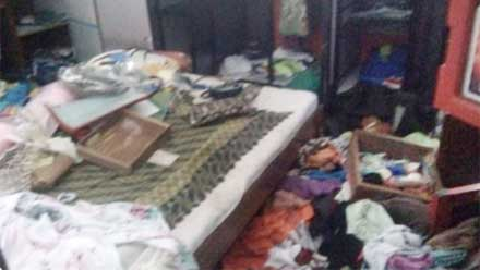 Rumah Purnawirawan TNI di Kebumen Disatroni Maling