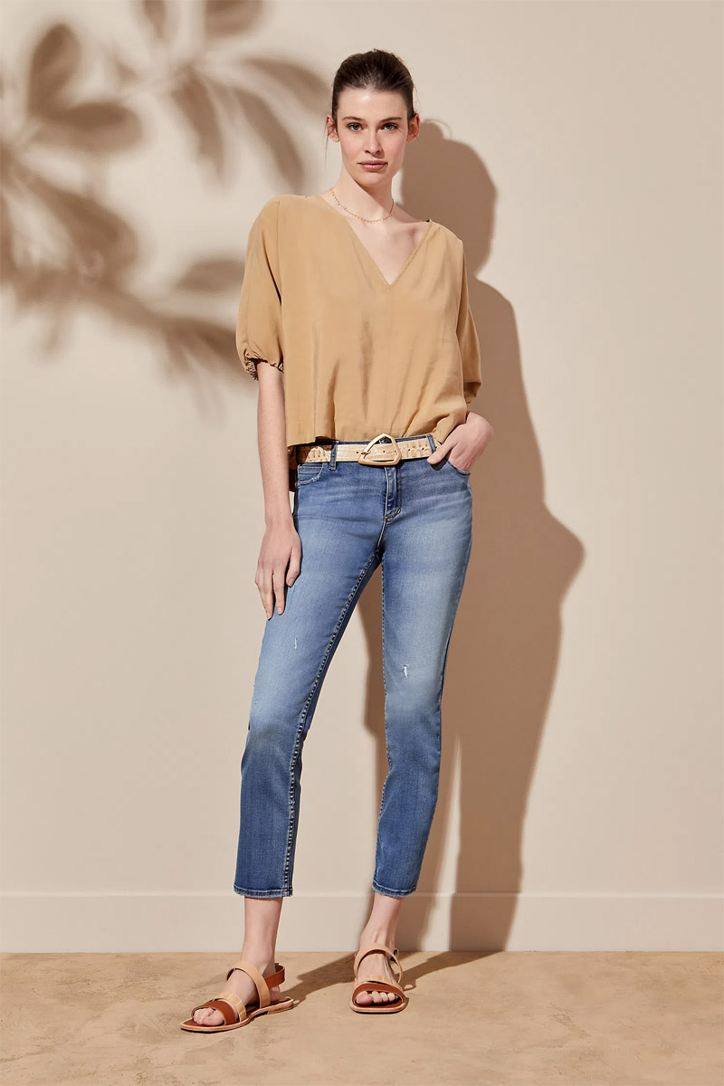 ropa de mujer moda jeans 2022