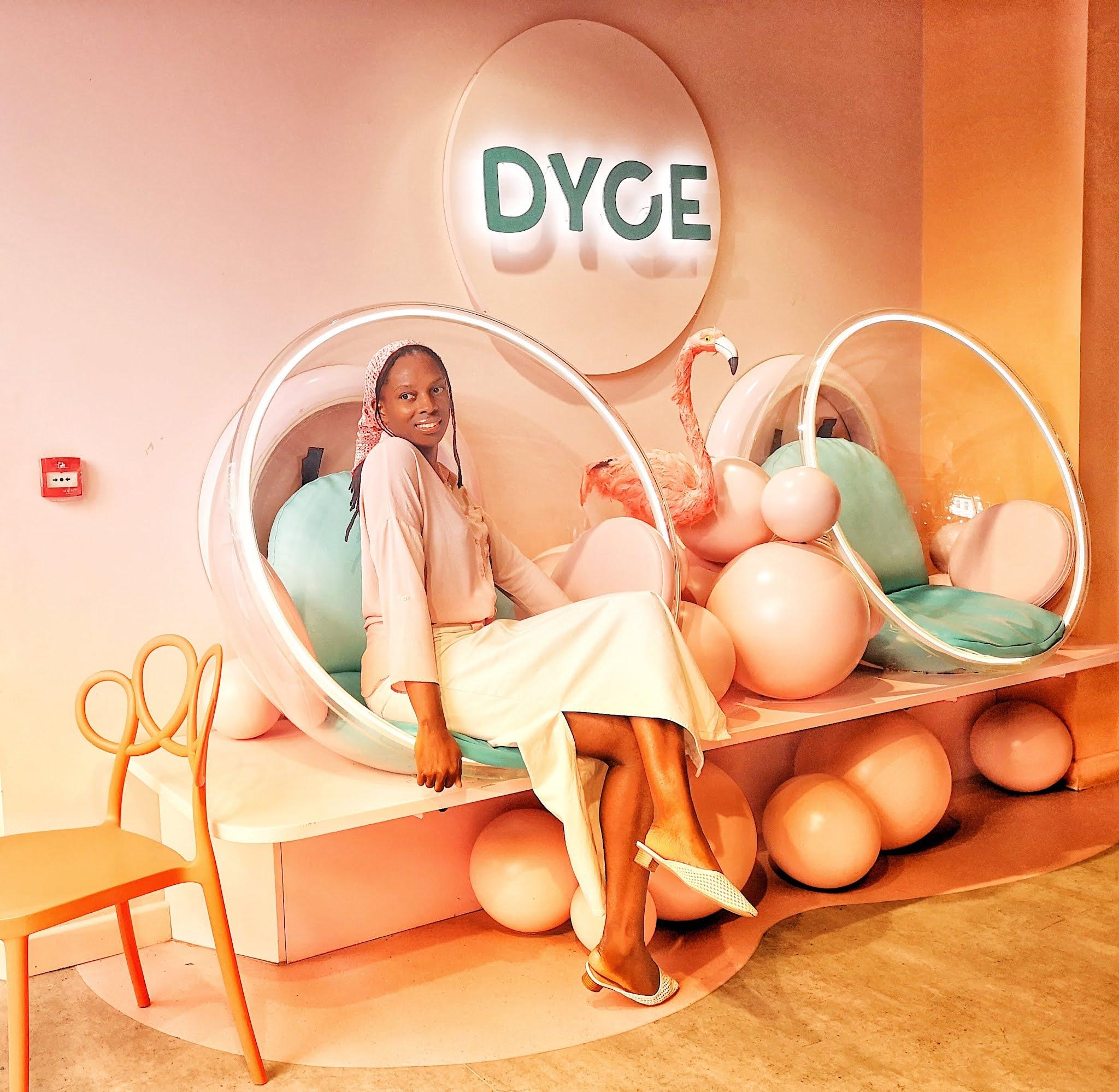 Dyce dessert shop