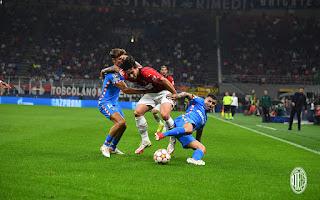 قاد هدف قاتل إلى فوز أتلتيكو مدريد على ميلان 2-1 دوري أبطال أوروبا المجموعة ب.