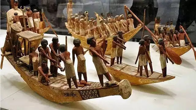 Ancient Egyptian Navy