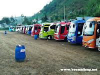Jasa Sewa Shuttle Minibus Dieng
