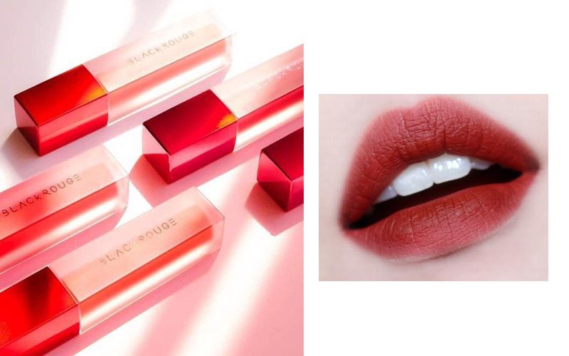 Màu A02 Dry Rose: sắc đỏ nâu