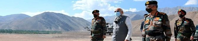 Is Another 'Friction Point' Emerging Along The India-China Border?