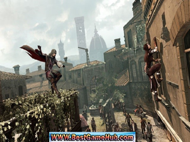 Assassins Creed Brotherhood Full Version Steam Games Free Download