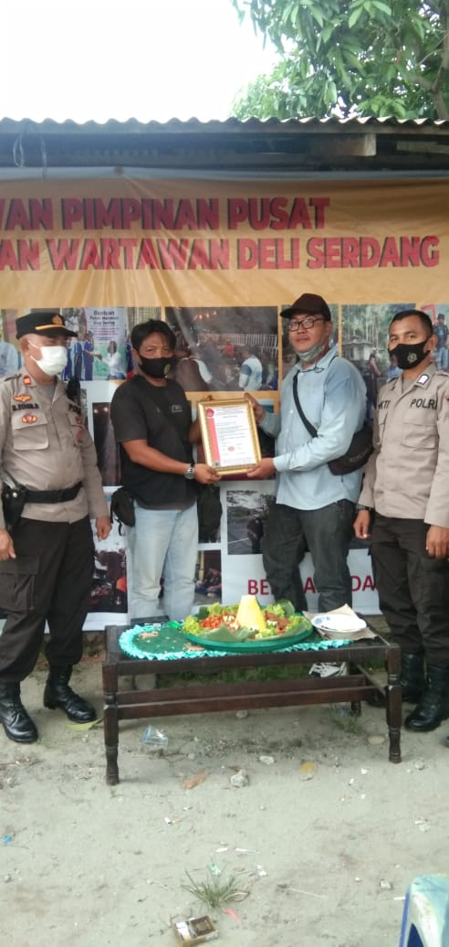 Sah !!! R.Anggi Resmi Menjabat Wakil Sekertaris PWDS