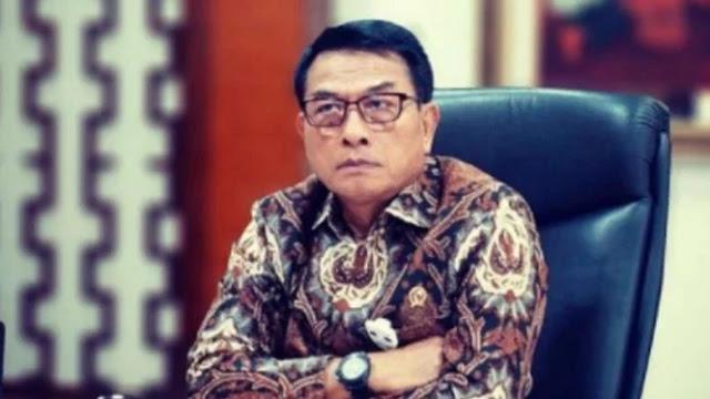 Moeldoko: Langkah Antikorupsi Presiden Jokowi Nyata