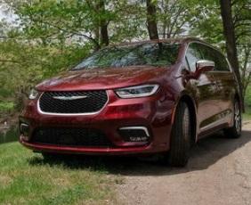 Chrysler Pasifica