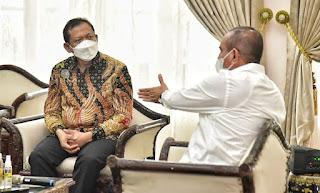 Panggil Pertamina, Edy Rahmayadi Minta Tidak Terjadi Lagi Kelangkaan BBM di Sumut