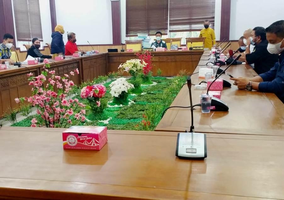 RDPU Komisi I DPRD Batam, Berikut Cacatan Untuk Leasing dan Konsumen