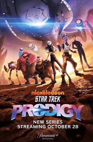Star Trek: Prodigy on Paramount Plus