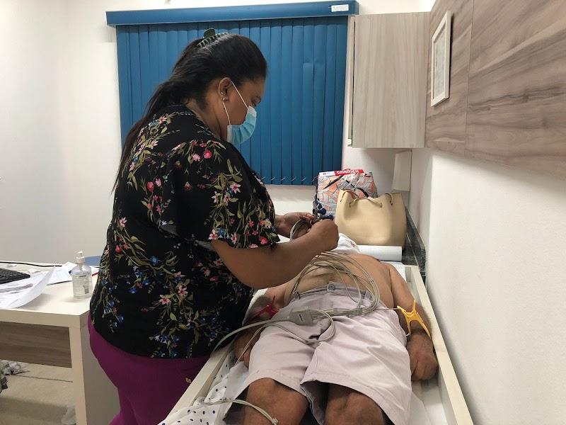 """A Prefeitura de Apodi, por meio da Secretaria Municipal de Saúde realizou, nesta semana, mais um Programa """"Saúde em Dia""""."""
