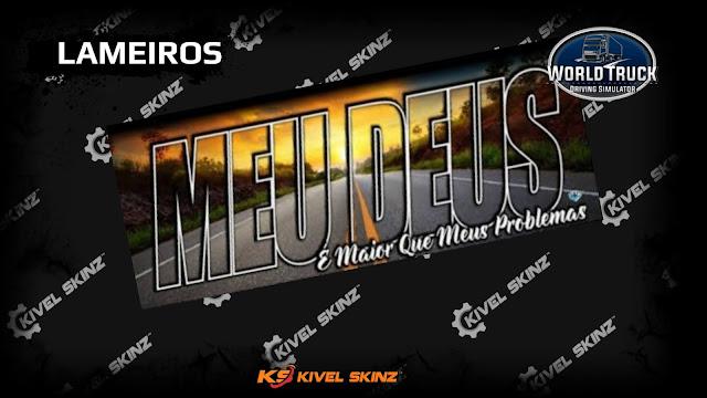 LAMEIROS - MEU DEUS É MAIOR QUE MEUS PROBLEMAS