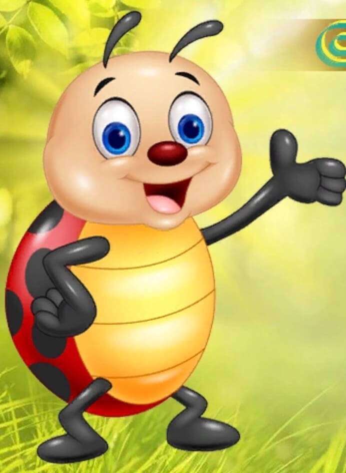 Games4King Caring Ladybug Escape