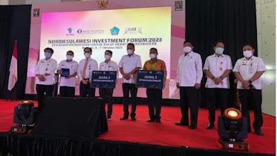 Pemprov Sulut dan BI Gelar NSIF 2021 untuk Ciptakan Iklim Investasi yang Kondusif
