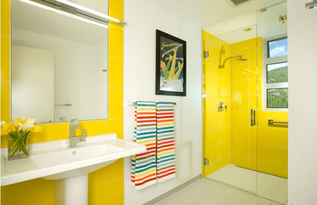 bathroom color design pictures