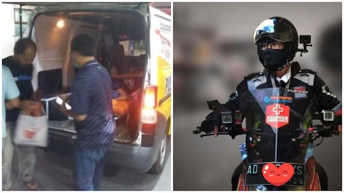 Membuka Jalan Untuk Ambulans PKS