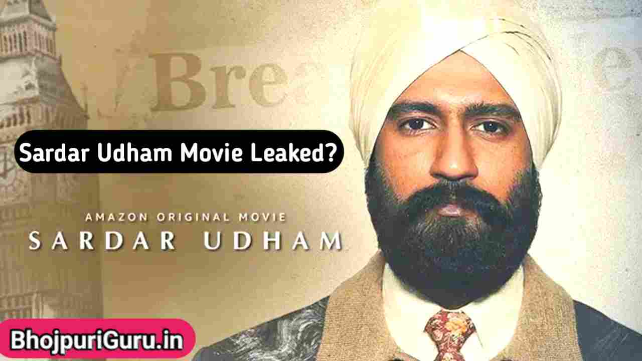 Sardar Udham Hindi Full Movie Download 480p, 720p, 1080p, Filmyzilla, Filmywap, Filmymeet - Bhojpuriguru.in