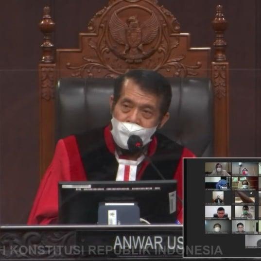 Presiden Jokowi Sebut Dewan Pers Adalah Fasilitator Dalam Sidang MK