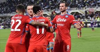 نابولي ينجز بنتيجة مثالية في الدوري الإيطالي هذا الموسم تحت قيادة المدرب لوتشيانو سباليتي