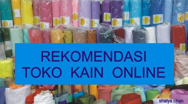 Fabriku Toko Kain Online : Solusi Mudah Berbelanja Kain Masa Kini