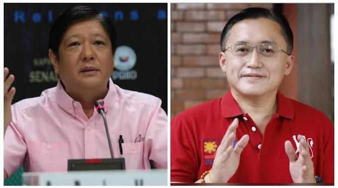 BongBong - Bong tandem: Baka puwede rin ayon kay Marcos